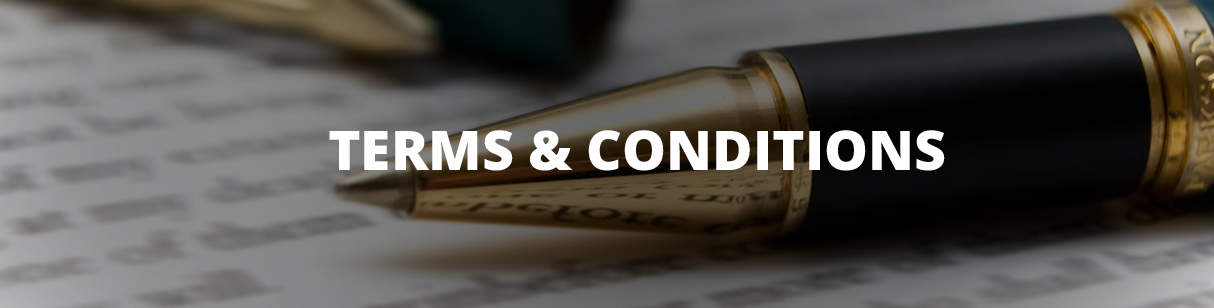 NMWLP Terms and Conditions